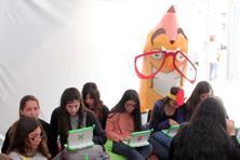 La FIEF cerró el ciclo 2014 con nuevas actividades y presentó Mundo ECONO$, una aplicación interactiva con el Plan Ceibal
