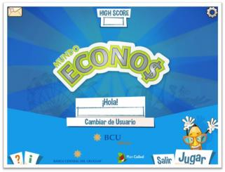 ECONO$ | Disponible para tu PC o Ceibalita