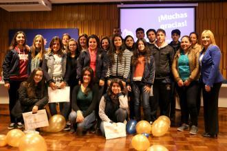 Liceo de Punta del Este participa en taller sobre política monetaria del Programa BCUEduca