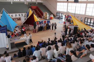 La FIEF llegó a Durazno y realizó su 11va edición