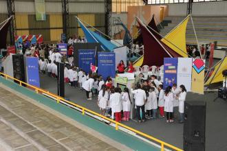 En la ciudad de Canelones se inauguró el ciclo 2014 de la FIEF