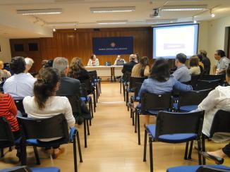 Funcionarios contribuyen a la inserción del BCU en la sociedad a través de la promoción de la educación económica y financiera