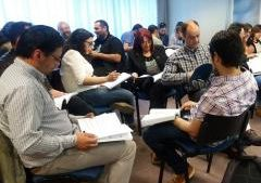 Más de 40 maestros y profesores participaron de los talleres sobre «Economía & Finanzas»