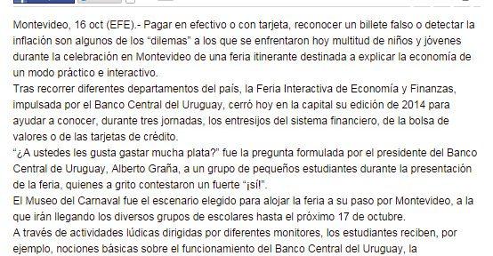 FIEF, Montevideo