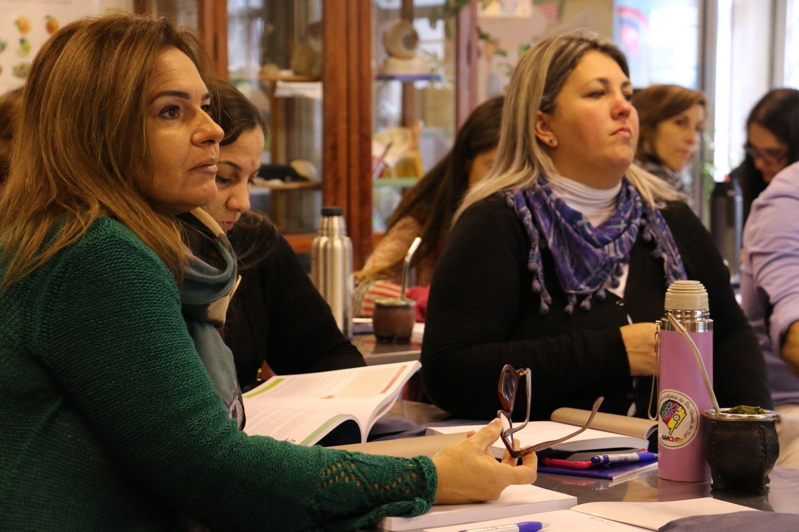 Taller de Economía y Finanzas para docentes en Tacuarembó