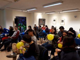 Liceo N°2 | Miranda y Preuniversitario San Felipe participan de talleres de BCUEduca