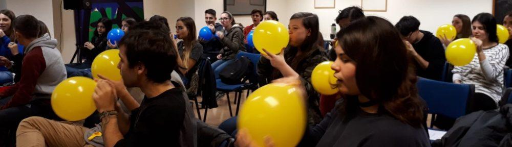 Liceo N°2   Miranda y Preuniversitario San Felipe participan de talleres de BCUEduca