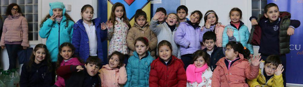 BCUEduca en Rocha con la FIEF y taller a docentes