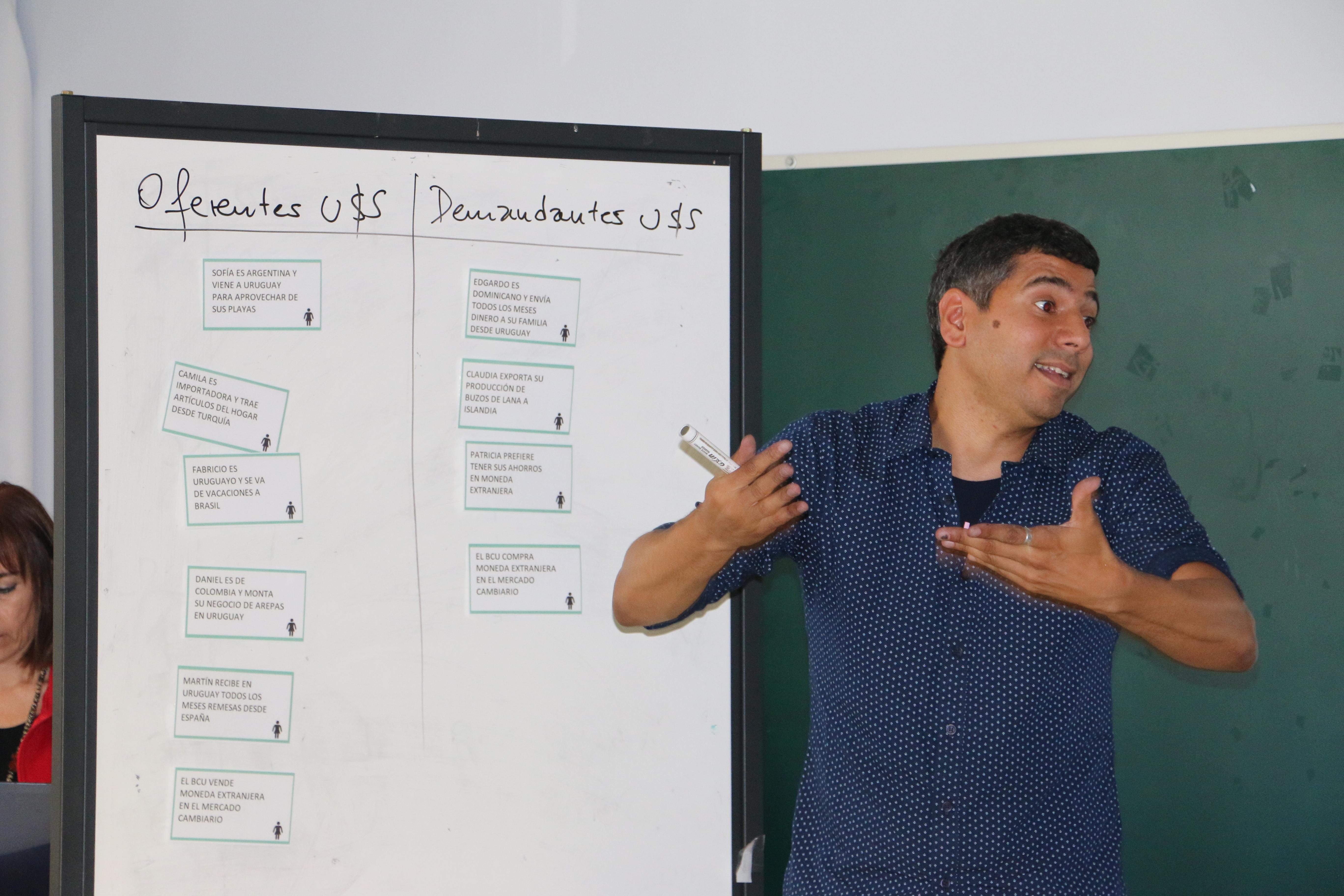Taller de Economía & Finanzas | Liceo N° 29 Montevideo